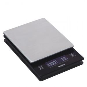 Hario V60 Metal Drip Scale - Waage mit Stoppuhr