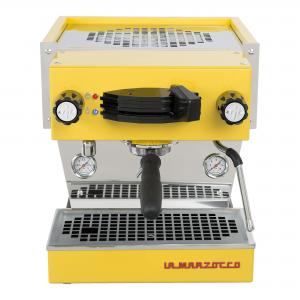 La Marzocco Linea Mini Espressomaschine gelb