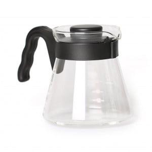 Hario V60 Range Server - Kaffeekanne aus Glas - Kunststoffgriff