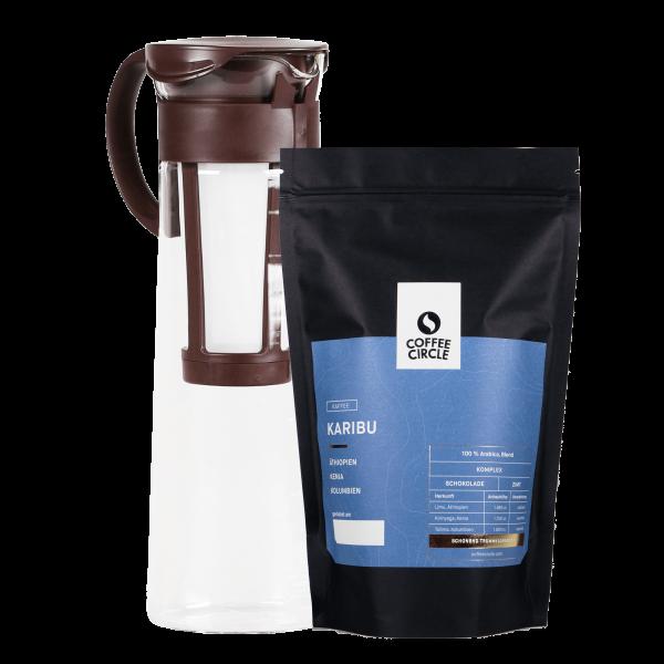 Mizudashi & Cold Brew Kaffee Set