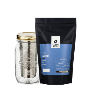 Brewjar & Cold Brew Kaffee Set