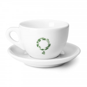 Coffee Circle Cappuccino Tasse