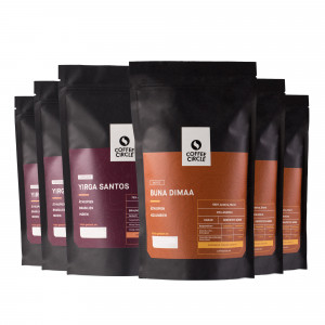 Büro-Paket: 6 kg Kaffee für Kaffee-Vollautomat