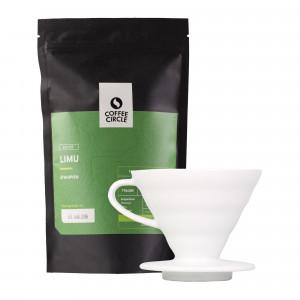 Hario V60 & Kaffee im Set