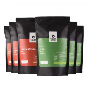 Büro-Paket: 6 kg Kaffee für Filtermaschinen