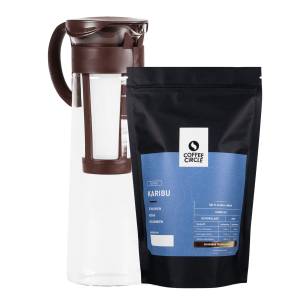 Mizudashi & Cold Brew Kaffee Set
