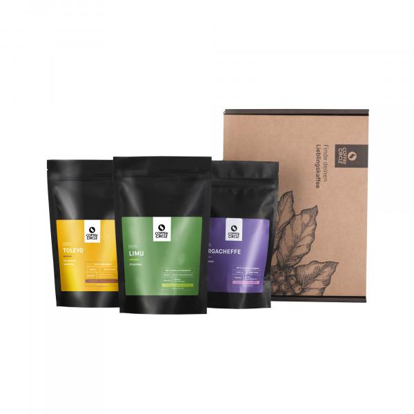 Filterkaffee Probierpaket