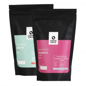 Filterkaffee aus Kenia im Set